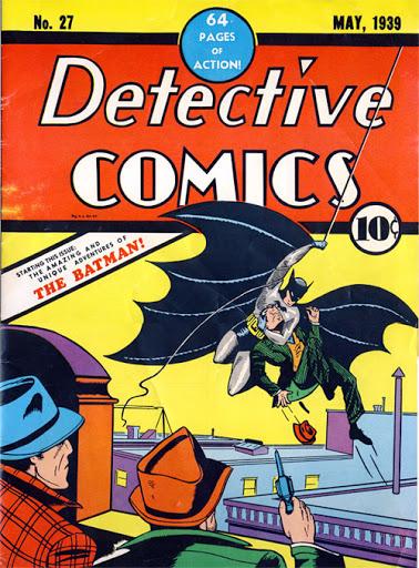 Detective Comics n. 27 - Batman